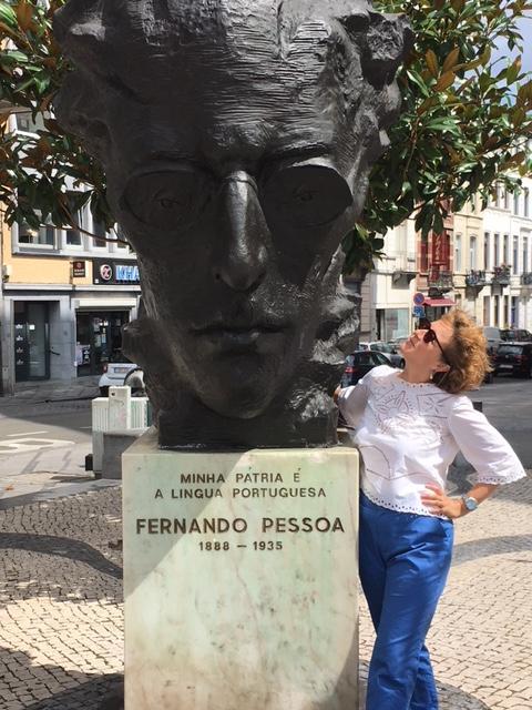 Isabelle Montoya - Pessoa