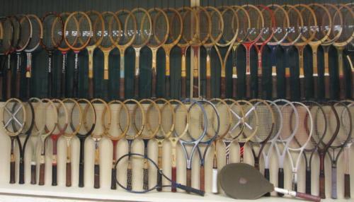 Musée de raquettes